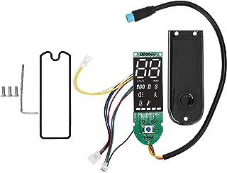 Sannofair MAX-G30 Scooter Circuit Board Dashboard met Voorplaat Waterdicht Circuit Dashboard Screen Cover Nauwkeurige Scoo...