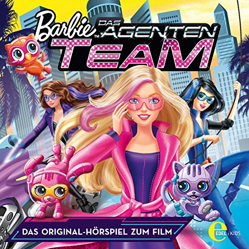 Barbie in - Das Agenten-Team Titelbild