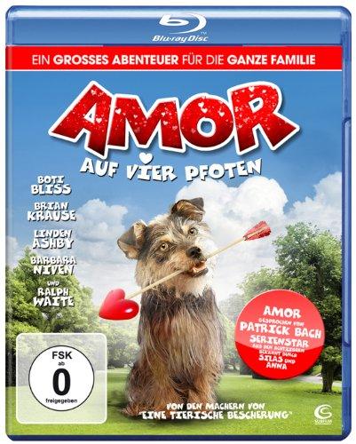 Amor auf vier Pfoten [Blu-ray]