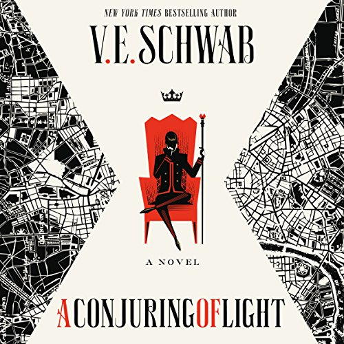 Couverture de A Conjuring of Light