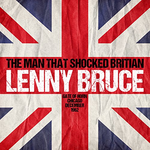 The Man That Shocked Britain audiobook cover art