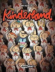 Kinderland – Comic in der DDR des Jahres 1989!