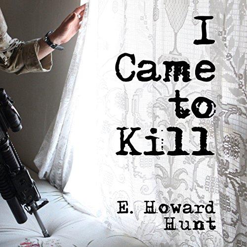 I Came to Kill Titelbild