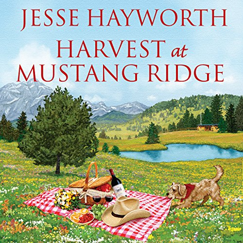 Harvest at Mustang Ridge cover art