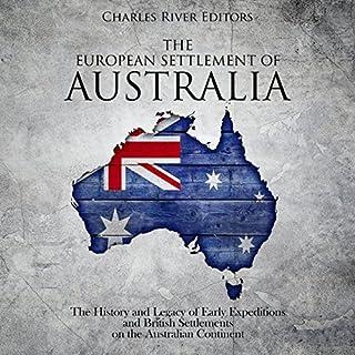 The European Settlement of Australia cover art