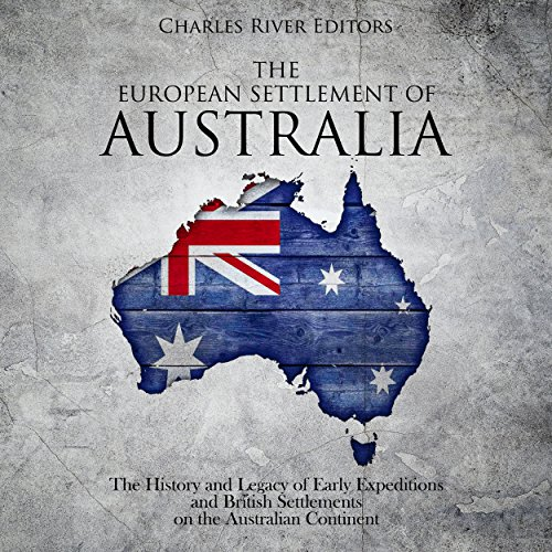 The European Settlement of Australia audiobook cover art