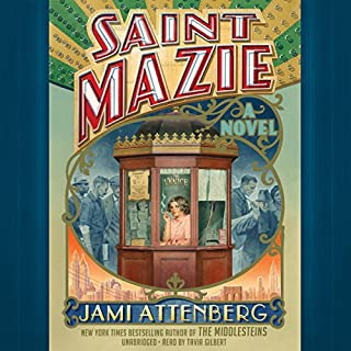 Saint Mazie cover art