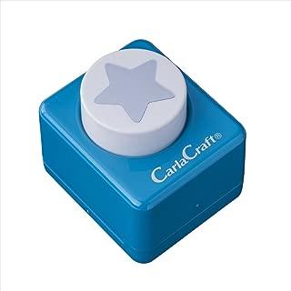 カール事務器 クラフトパンチ ミドルサイズ ホシ CP-2