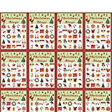 Sahgsa Classic Line, Bingo, Christmas Mexican Playing Cards Juegos De Mesa Reutilizables Ideas De Regalo Noche De Juegos Vacaciones De Invierno Actividades Accesorios para 24 Jugadores