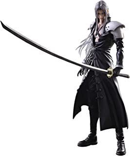 Final Fantasy VII Advent Children Sephiroth Play Arts Kai Action Figure