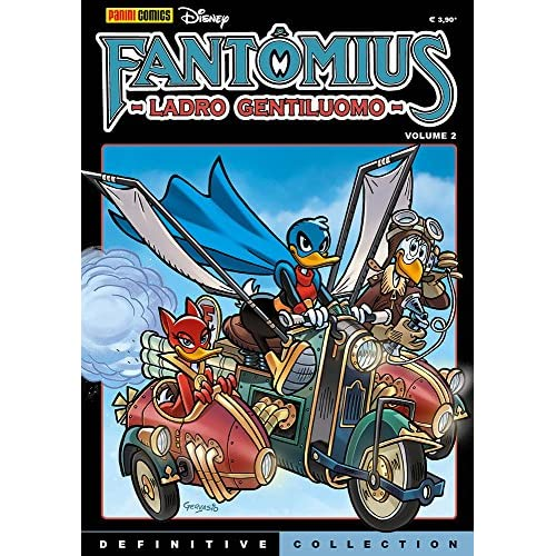DEFINITIVE COLLECTION - FANTOMIUS 2 RISTAMPA