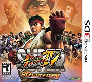Super Street Fighter IV: 3D Edition - Nintendo 3DS (B002I0IVC4) | Amazon price tracker / tracking, Amazon price history charts, Amazon price watches, Amazon price drop alerts