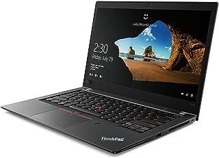 Oemgenuine Lenovo ThinkPad T480s Laptop 14 Inch FHD (1920x1080) IPS Display, Intel Quad Core i7-8550U, 16GB RAM, 512GB SSD (PCIe-NVMe), W10P
