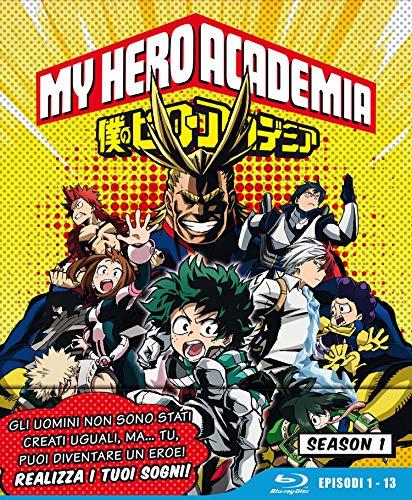 My Hero Academia St.1 (Box 3 Br) (Eps 01-13) (Ltd Edition)