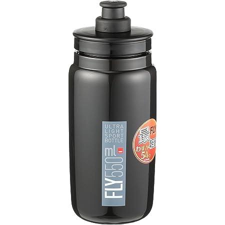 ELITE(エリート) FLY ボトル 550ml(2020) ブラック 01604308 ブラック ボトル