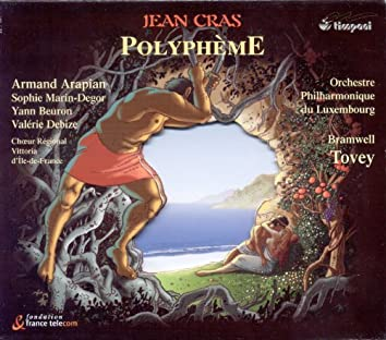 Cras, J.: Polypheme [Opera]