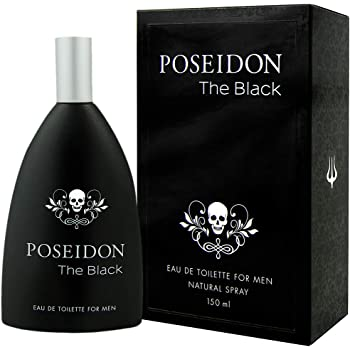 Poseidon The Black Eau de Toilette para Hombre - 150 ML