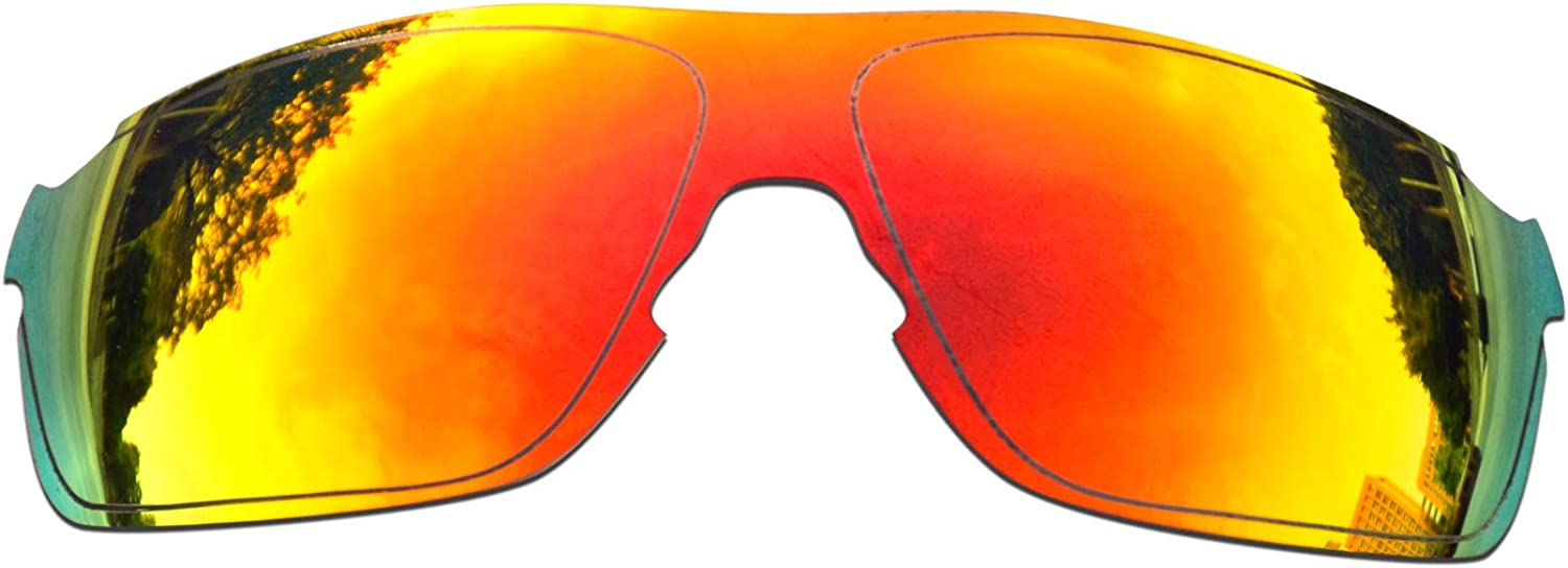 SOODASE For Oakley EVZero Free Shipping Regular dealer Cheap Bargain Gift Pitch Sunglasses Replacement Polarized