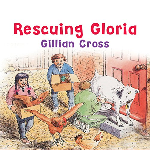 Rescuing Gloria cover art