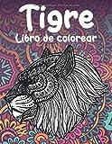 Tigre - Libro de colorear 🐯