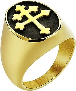 Best cross of lorraine rings Reviews