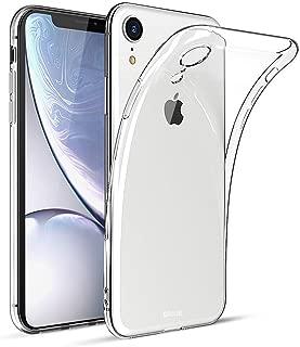 olixar ultra thin gel case iphone xr
