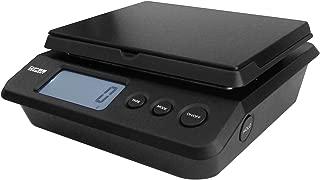 Dipse Parcel 25/20/10 kg – Paquete Digital Báscula con fuente o con pilas y 2 G/1 g/0,5 g División 25kg x 2g