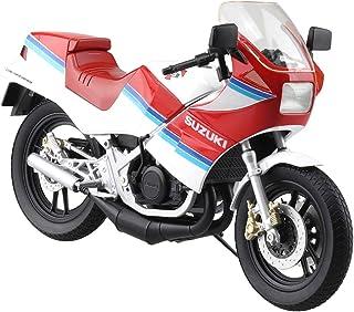 スカイネット 1/12 完成品バイク スズキ RG250Γ レッド × ホワイト