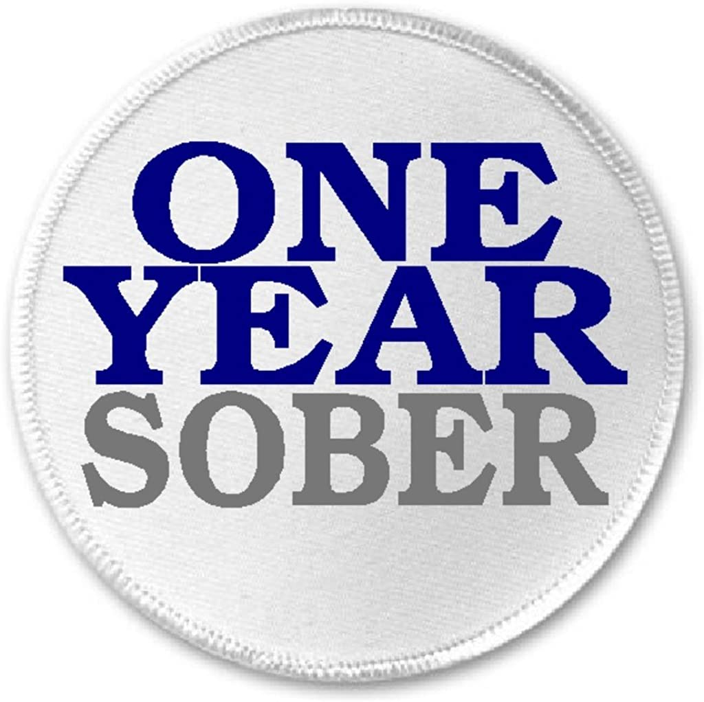 One Year Sober - 3