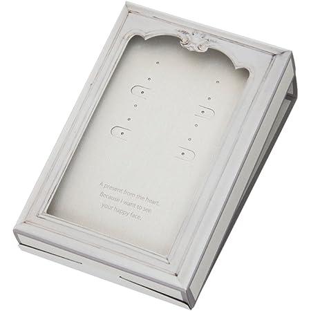 ヘッズ 日本製 アクセサリー ボックス ディスプレイ 機能付 W78×H21×D117mm 10枚 HEADS DSW-APK1