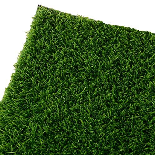UNUS Garden Kunstrasen Rasenteppich für Garten, Terrasse und Balkon versch. Größen (1x4 m)