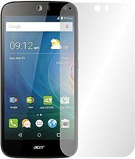 Slabo 4 x skärmskydd för Acer Liquid Z630/Z630S Dual SIM displayskyddsfolie folie tillbehör kristallklar klar klar klar kl...