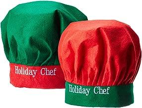 Amazon.com: Gorro de chef para adultos, para cocina, cocina ...