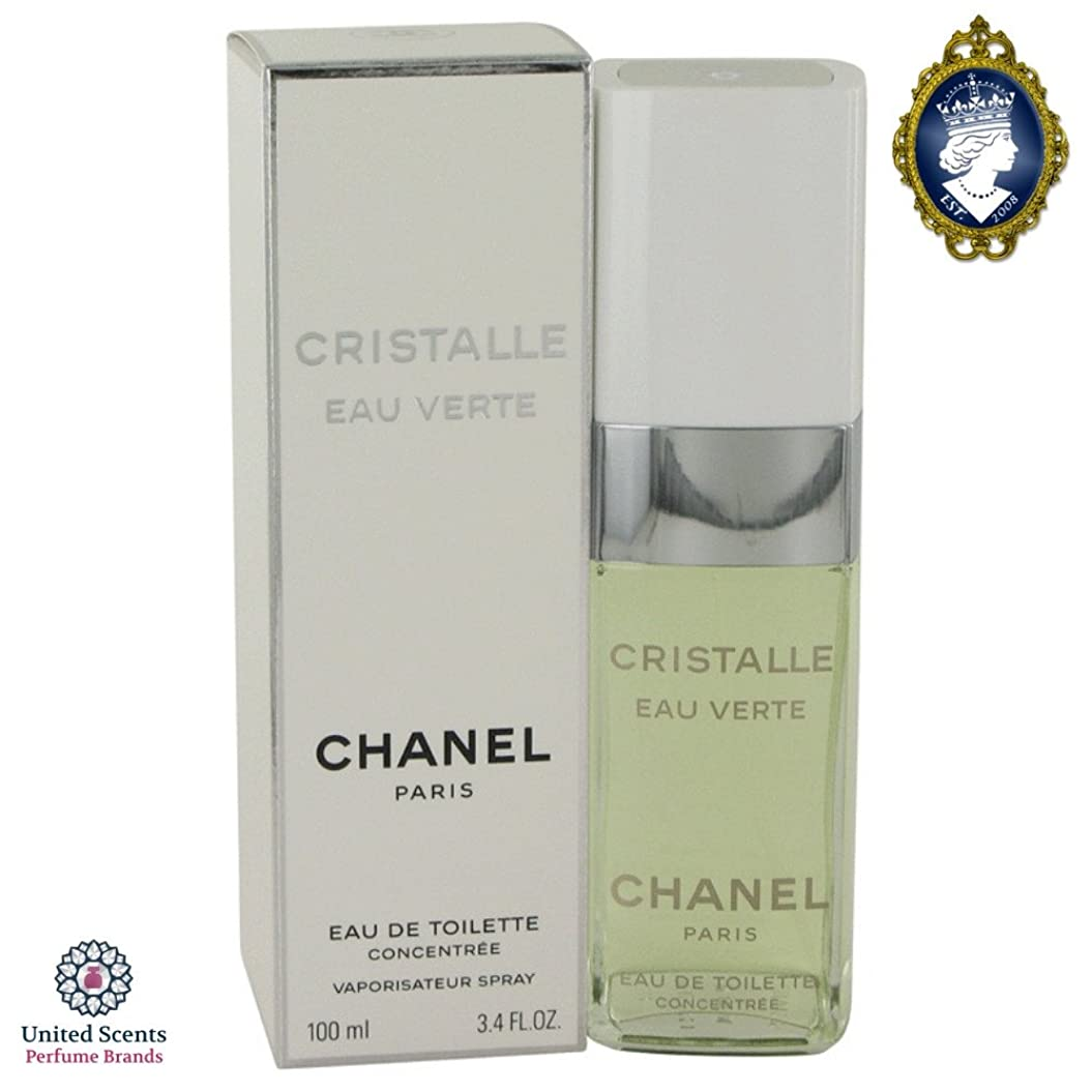 費やす数値イタリアのシャネル CHANEL クリスタル オーヴェルト EDT 100mL [並行輸入品]