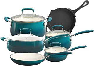 Pioneer Woman Pots And Pans 30 Piece Set
