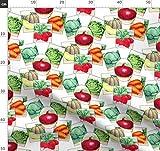 Samen, Gemüse, Essen, Retro, Botanisch, Küche, Kochen