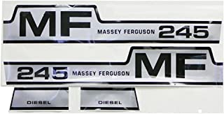 MF235 Hood Decal Set w//Diesel /& MF Hump Decals Made for Massey Ferguson 235 Tractor