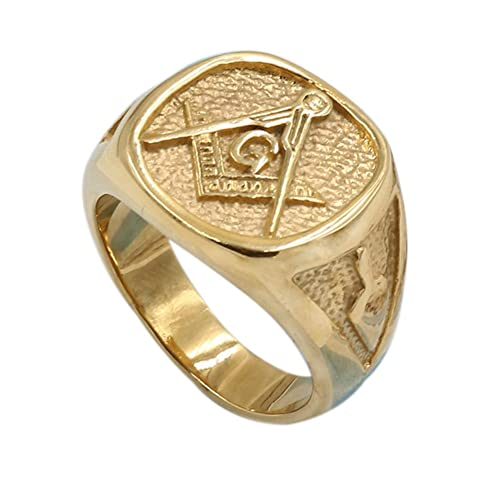 Masonic Silver Ring: Amazon co uk