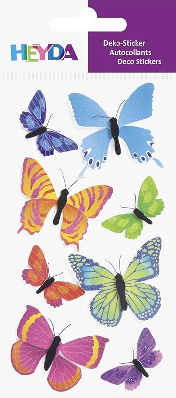 Stick ons/butterflies