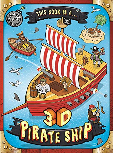 This Book Is A . . . 3D Pirate Ship