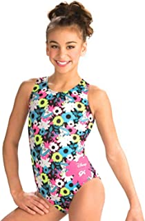 GK Elite Spring Fever Alice in Wonderland Leotard Child Medium cm