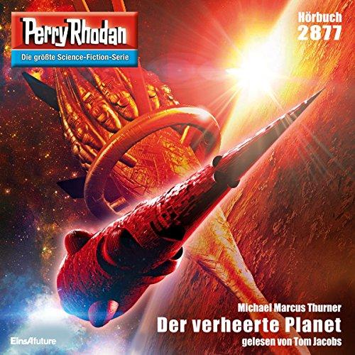 Der verheerte Planet audiobook cover art