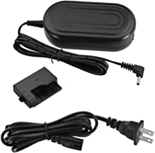 PowEver ACK-E10 AC Power Adapter/Charger Kit For Canon EOS 1100D 1200D Rebel T3 and T5 Cameras