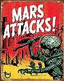 Marte no ataca intensamente ...