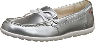 Clarks Boy's Silver Safety Shoes-13.5 UK/India (49 EU) (BBSHOCL46168)