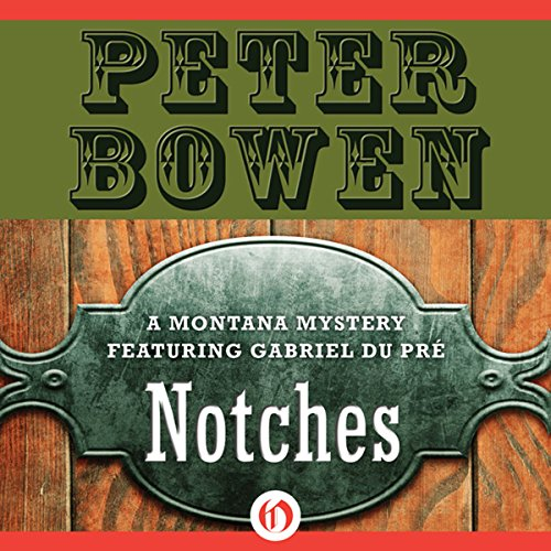 Notches audiobook cover art