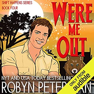Were Me Out                   By:                                                                                                                                 Robyn Peterman                               Narrated by:                                                                                                                                 Hollis McCarthy                      Length: 4 hrs and 34 mins     356 ratings     Overall 4.6