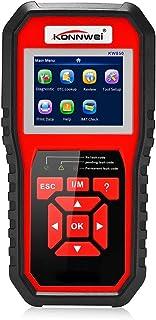 KONNWEI KW850 Scanner profissional OBD2 OBDII, leitor de código automático, ferramenta de digitalização de luz de verifica...