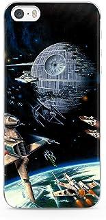 Ert Group SWPCSW12501 Cubierta del Teléfono Móvil, Star Wars 031 iPhone 5/5S/Se