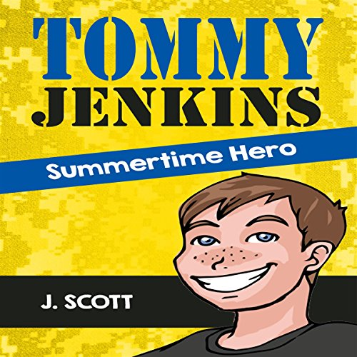 Tommy Jenkins audiobook cover art